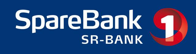 Sparebank 1 - SR-bank er med på å sponse årets windbreakere.