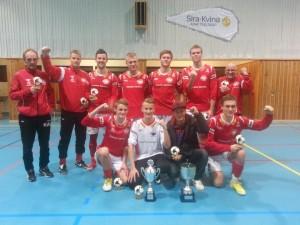 FFK 1 vant Tonstadturneringen 2015.