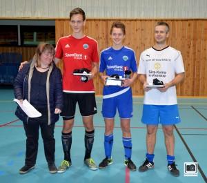07. All Star Team med Åsta Helen.