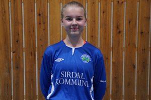 18. Lena Tjomlid
